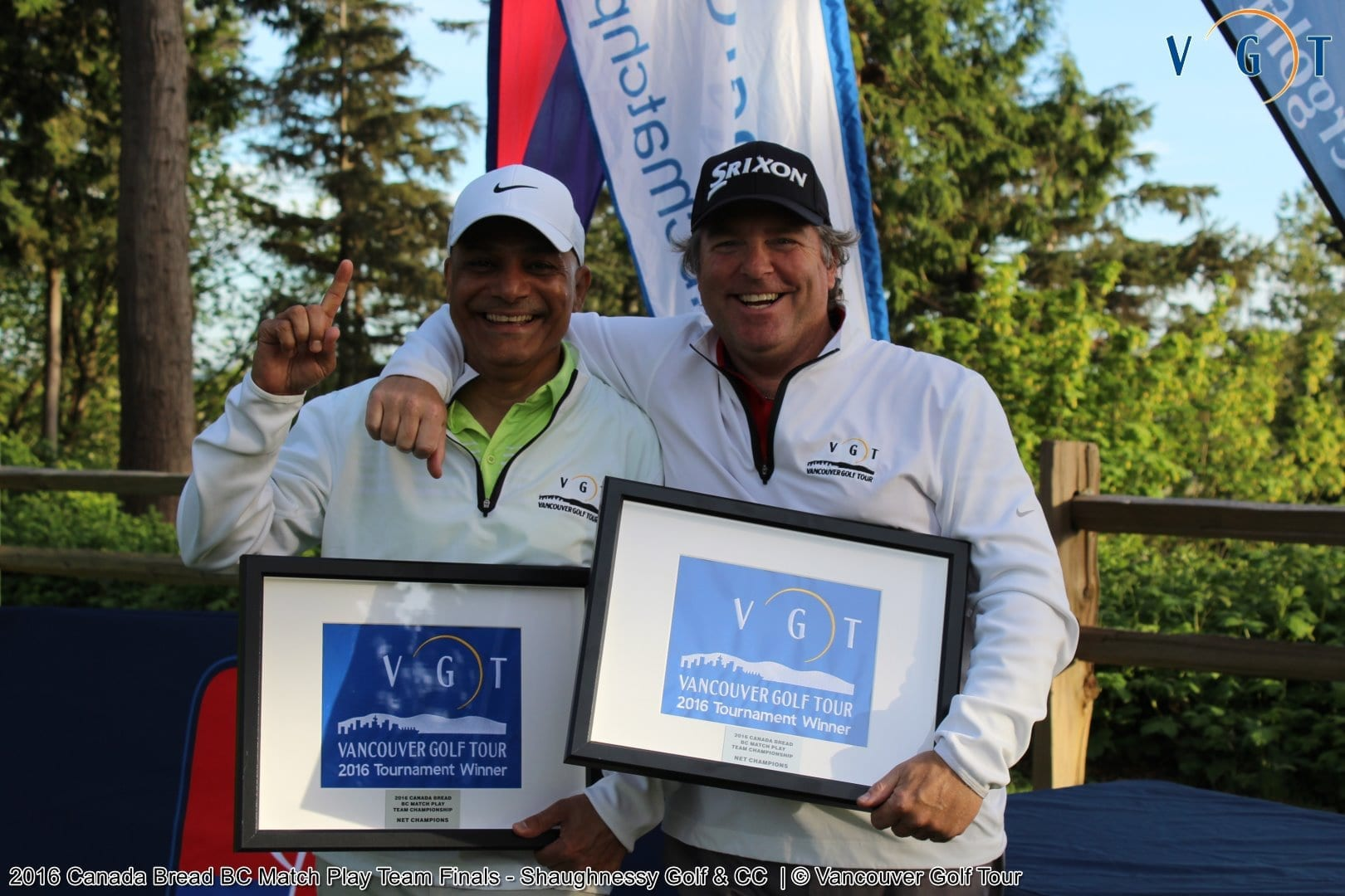 2016 Net Winners: Robert Parihar / Mike West