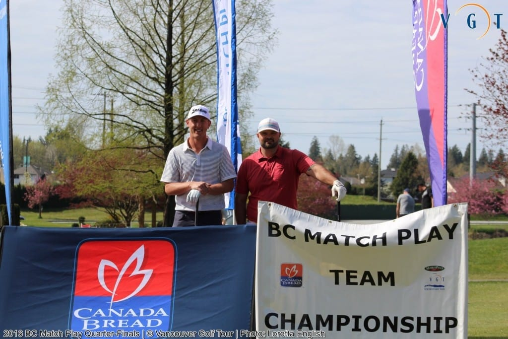 Thomas Hay (Pagoda Ridge) / Jer Paradis (Kings Links)