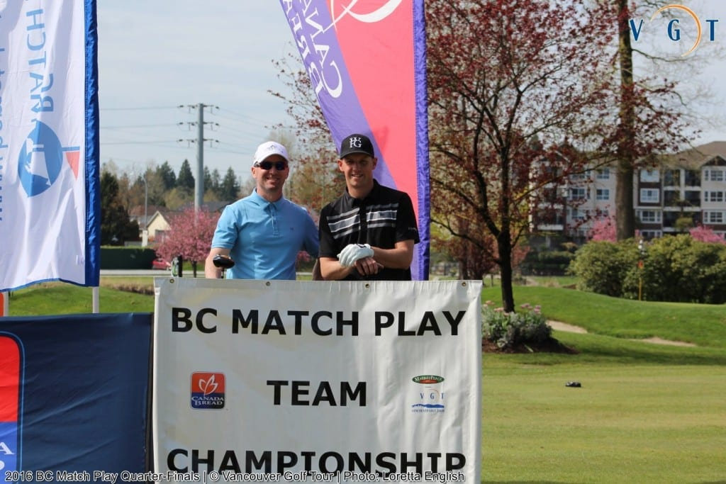 Andrew Smeeth / Jonathan Wiegner (Fraserview GC)